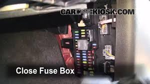 interior fuse box location 2009 2014 ford f 150 2009 ford f 150 interior fuse box location 2009 2014 ford f 150 2009 ford f 150 xlt 5 4l v8 flexfuel crew cab pickup 4 door