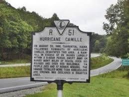 「Hurricane Camille」の画像検索結果