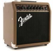 <b>Fender Acoustasonic</b> 15 Combo <b>комбоусилитель</b> для ...