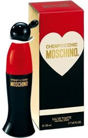<b>Moschino Cheap and Chic</b> EdT 50ml in duty-free at airport ...