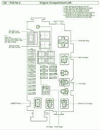 2000 tacoma fuse box diagram 2000 wiring diagrams