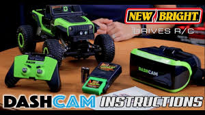 New Bright - R/C Dashcam - <b>1:14</b> Jeep Trailcat - Instructions ...