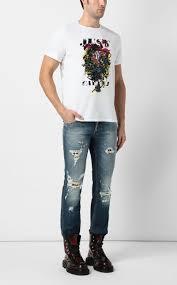 <b>Джинсы</b> Для Мужчин Just Cavalli   Официальный онлайн-бутик