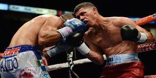 Rocky Martínez defendería en agosto