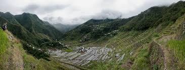 photo essay  the banaue rice terraces
