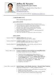 interior design resume s interior design lewesmr sample resume resume template interior design sle sles