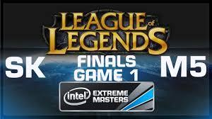 LoL Gamescom - FINALS: <b>SK Gaming</b> vs Moscow 5 Game 1