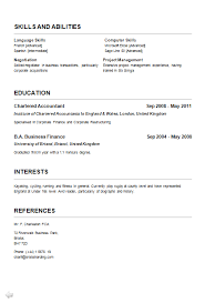 curriculum vitae examples   jobcred blogcv page  curriculum vitae examples