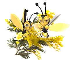 """Résultat de recherche d'images pour """"gif bon w e abeilles"""""""