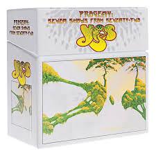 <b>Yes</b>. <b>Progeny</b>: Seven Shows From Seventy-Two (14 CD)