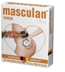 <b>Презервативы masculan Ultra</b> Long Pleasure — купить по ...