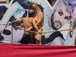 Αποτέλεσμα εικόνας για Pride Tελ Αβίβ 2016