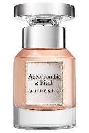Buy <b>Abercrombie</b> & <b>Fitch Authentic</b> for Women Eau de Parfum 30ml ...