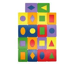 <b>Деревянная игрушка Tau Toy</b> Игра развивающая Дощечки Сегена