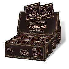 <b>Шоколад</b> порционный <b>Монетный двор</b> горький (200 штук по 5 г ...