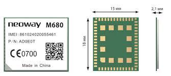 GSM-<b>модули</b> Neoway: рекомендации по применению - Журнал ...