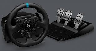 <b>Logitech G923</b> – <b>руль</b> и педали с поддержкой системы ...