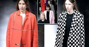 Technology turns glamorous as fashion label unveils self-heating ...