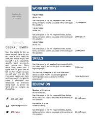 creative resume builder free  seangarrette cocreative resume builder
