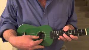 How to Tune a <b>Soprano</b> Ukulele in Standard Tuning GCEA - YouTube
