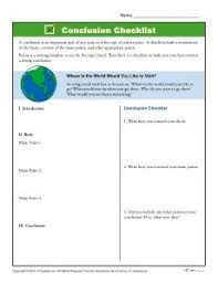 essay writing writing and worksheets on pinterest free printable writing a conclusion checklist to help build confidence in your students essay writing
