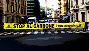 Stop al Carbone Monfalcone