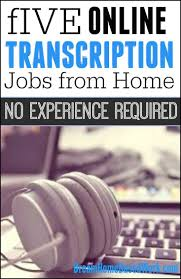 best images about work from home jobs work from 5 online transcription jobs no experience required