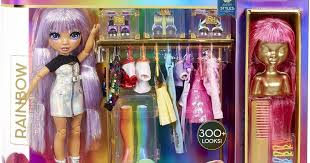 Студия моды <b>Rainbow High</b> Fashion Studio с <b>куклой</b> Avery Styles