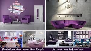 Purple Living Room Set Good Living Room Decor Ideas Purple Youtube