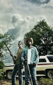Hap and Leonard Temporada 2 audio español