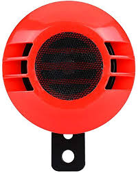 Qiilu <b>110dB 430HZ Loud</b> Electric Snail Horn Loudspeaker Universal ...