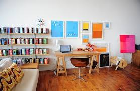 employees allowed to personalize their office space are typically more invested in the companys success cool office space idea funky