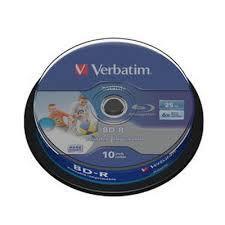 <b>Диск Blu-Ray Verbatim</b> 43804