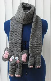 Image result for crochet animal scarf patterns free