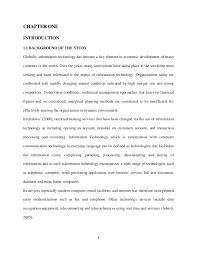 Information Technology Proposal Template  job application letter     FAMU Online