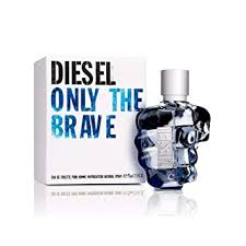 Diesel Only The Brave Eau De Toilette Spray for Men ... - Amazon.com