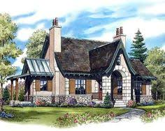 Small cottages  Cottages and Floors on PinterestMy favorite small home house plan