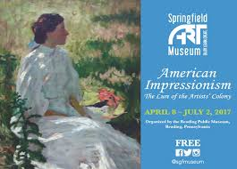 springfield art museum mo official website major traveling exhibition of impressionist works opens at springfield art museum