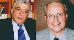 Mourad PREURE et Jean-Louis LEVET au magazine littéraire L'IVRESQ autour de leur livre