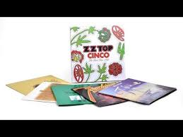 <b>ZZ Top Cinco</b> - The First Five Lp's - YouTube