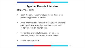 demystifying remote interviews demystifying remote interviews