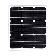 A Grade <b>Solar Module</b> 18v <b>40w 12v</b> Solar Battery China ...