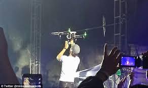 Resultado de imagen para imagenes del accidente de enrique iglesias con un dron