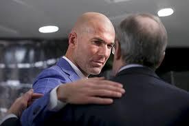 """Képtalálat a következőre: """"zinedine zidane az uj edzo real madrid"""""""