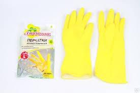 Перчатки латексные <b>Любаша</b>, цена в Новосибирске от компании ...