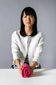 Image result for Marie Kondo folds