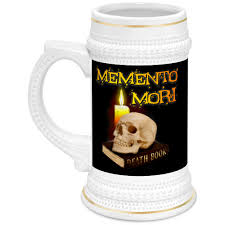 <b>Кружка пивная Memento</b> Mori. Помни о смерти. #3061597 в ...