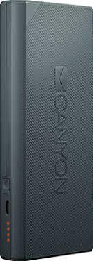 <b>аккумулятор</b> портативный <b>canyon cne</b> cpb 78 dg серый | novaya ...