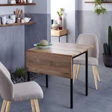 drop leaf table dining  box frame drop leaf expandable table