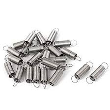 <b>uxcell</b> 0.5mmx6x25mm Stainless Steel Dual Hook Small Tension ...
